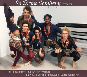 Supporting IDC's Summer Dance Residency