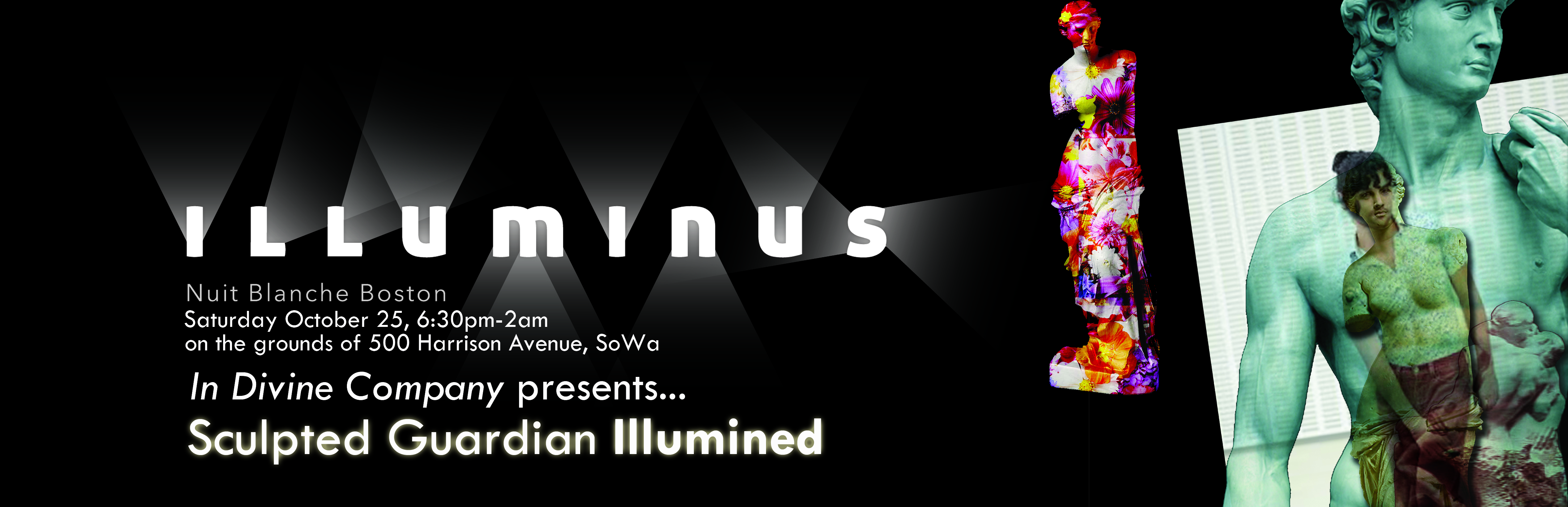 "ILLUMINUS – ""Sculpted Guardian Illumined"""