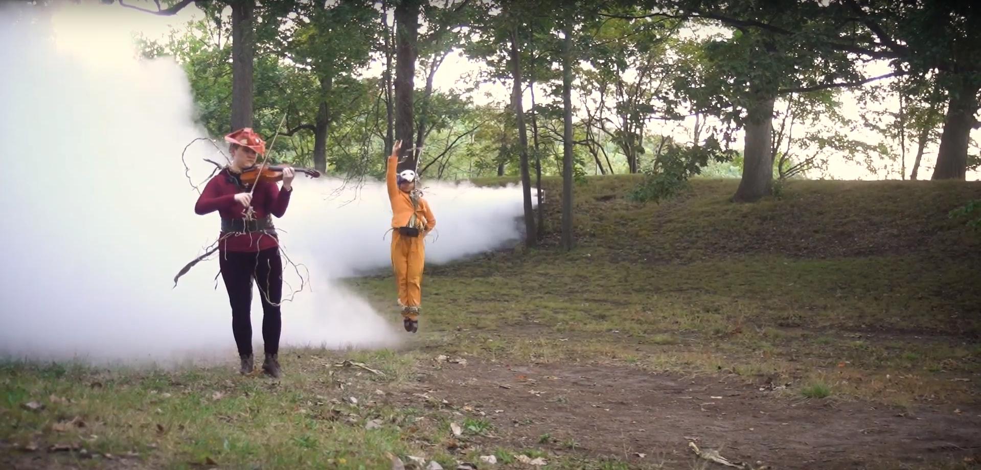 Recap: Wayfinders make their way through the fog of empire at Fujiko Nakaya's #FogxFlo