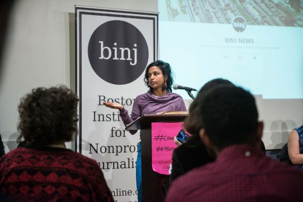 BINJ's call for action >>> Crisis in the Creative Professions
