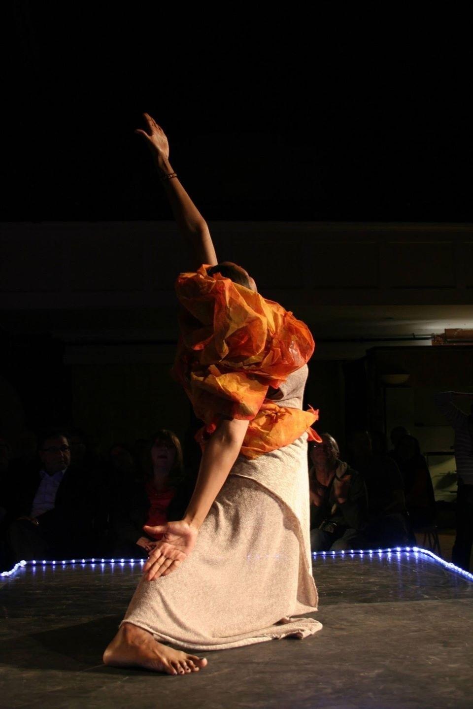 yoga's dark abiding furtive and silenced present