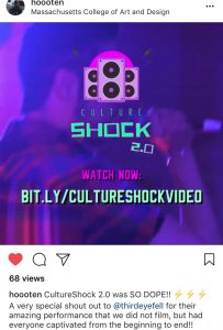 Testimonial, CultureShock 2.0's Stephanie Houten, Producer