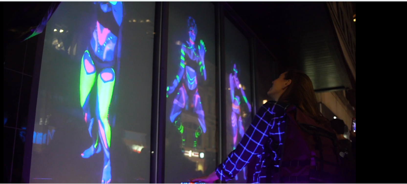 IDC New Media Artist Stephanie Houten's PLAY @ Illuminus Boston