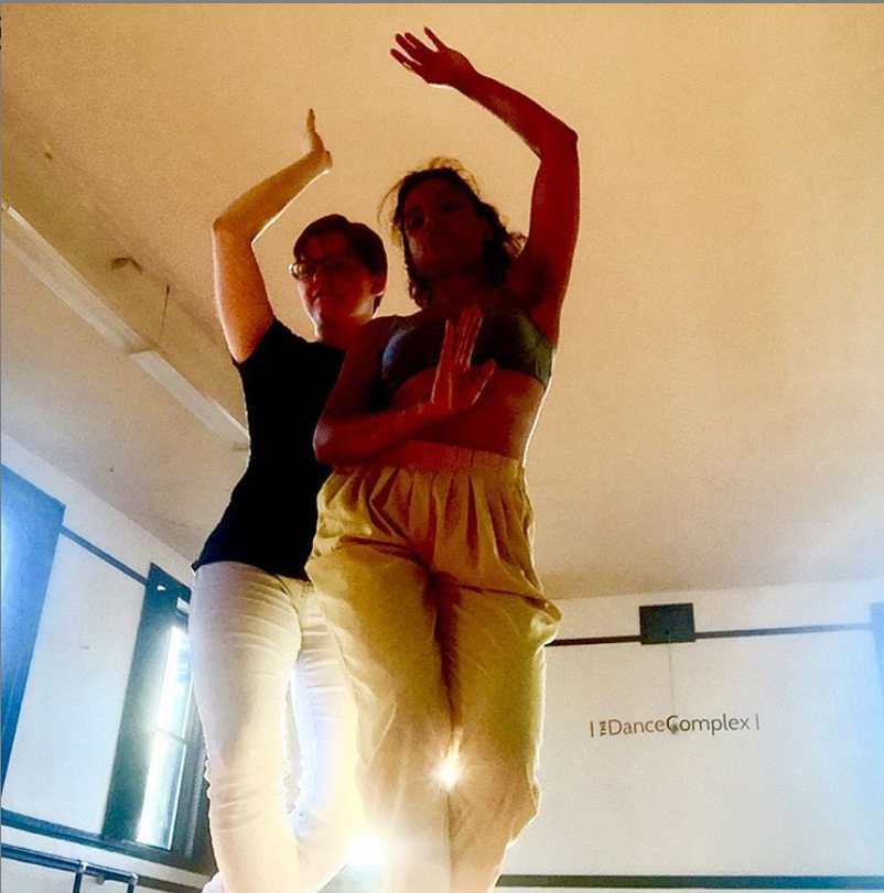 AbunDance at Dancing Queerly this fri/sat